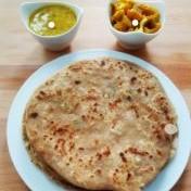 Mooli-Paratha